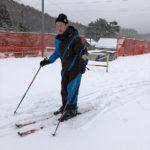 クライアント動画 脊髄損傷 後のスキー②